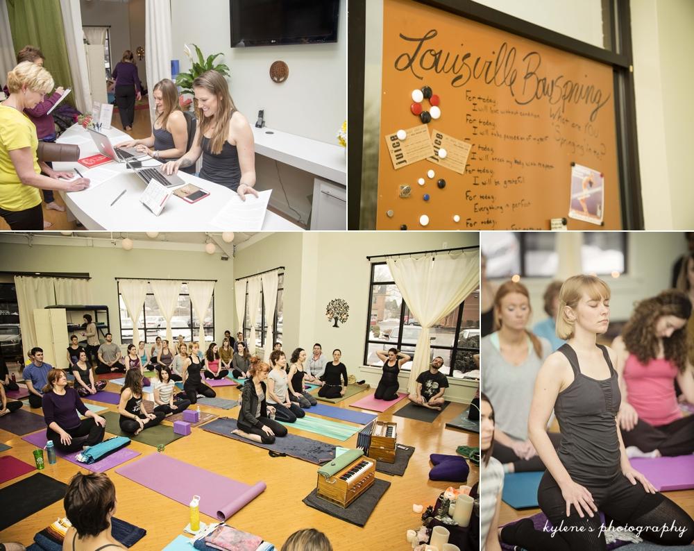 Louisville Bowspring Yoga Studio