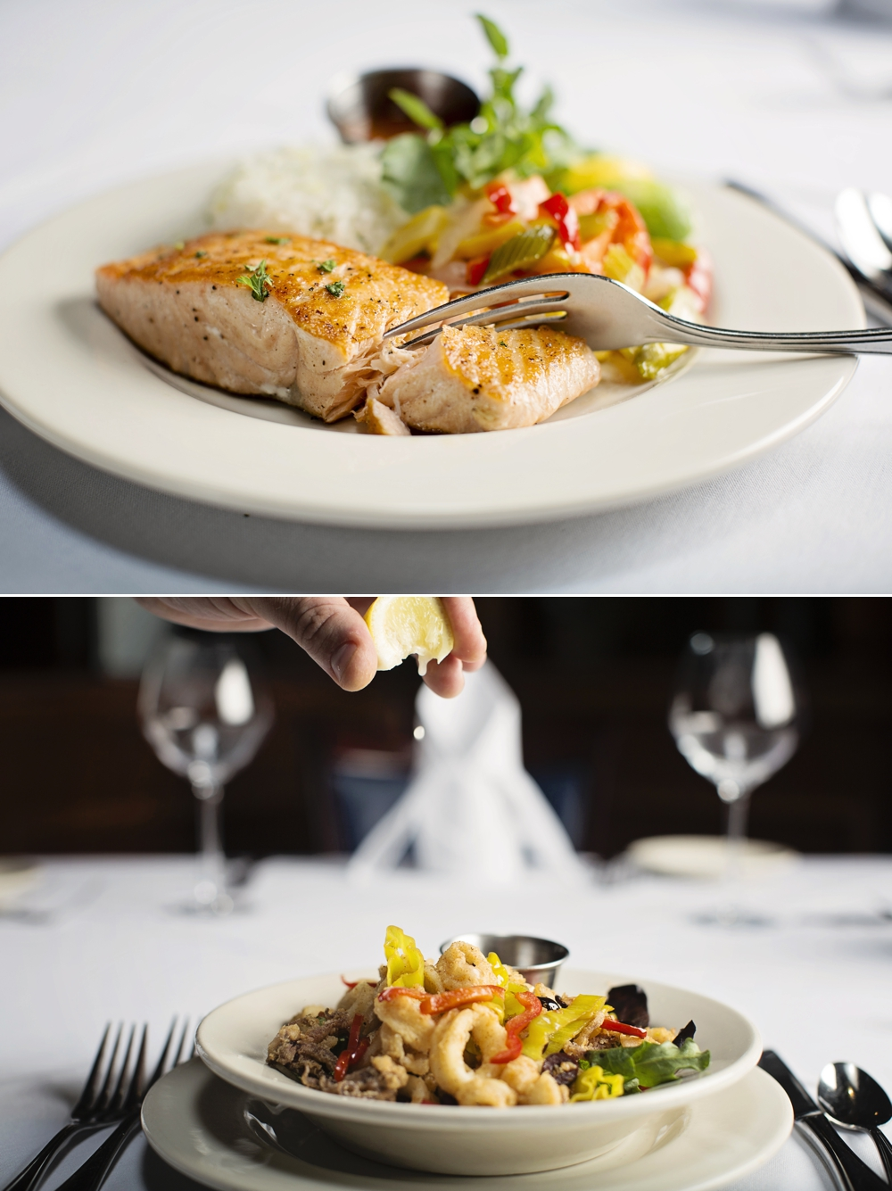 For the best in food photography, call a commercial photographer in Louisville, KY.
