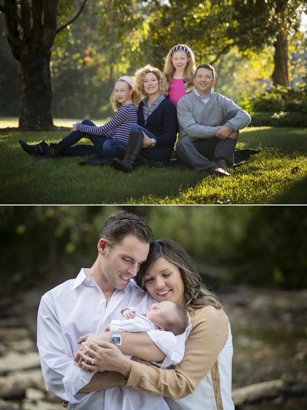 Family portrait photography Louisville