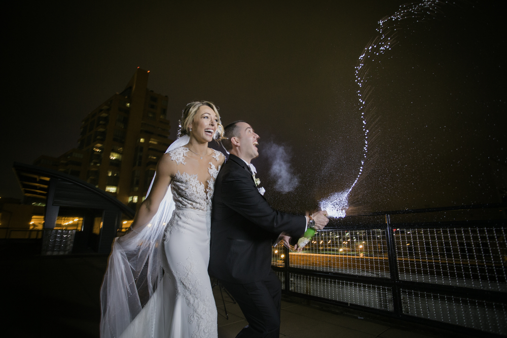 New Years Wedding at the Icehouse Louisville KY