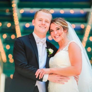 Louisville Palace Wedding