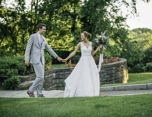 Carleigh & Corey: Louisville Gardencourt Wedding